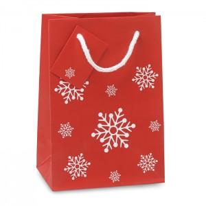 Mažas popierinis dovanų maišelis