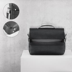 EMPIRE SUITCASE I. Išskirtinio dizaino krepšys dokumentams
