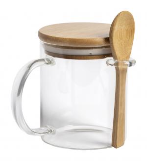 Verslo dovanos Kipal (glass mug)