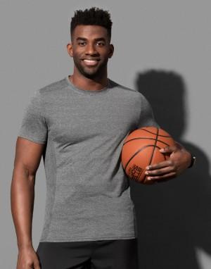 Vyriški perdirbti sportiniai (lenktynių) T-marškinėliai