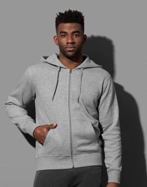 Vyriškas džemperis-švarkas