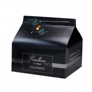 Pyragas Panettone SANTANGELO Classico juodoje dėžėje 0,9kg, 900 g.
