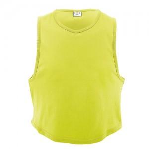 Fluorescenciniai vaikiški sportiniai marškinukai