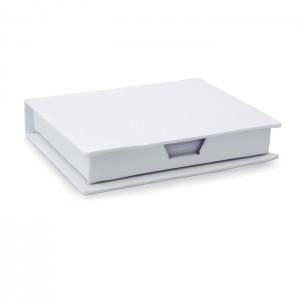 Dėžutė su lipniais ir užrašų lapeliais