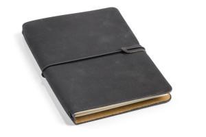RETRO stiliaus A5 formato užrašų knygutė