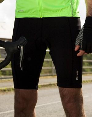 Vyriški paminkštinti šortai dviratininkams