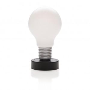 Push lempa, juoda / balta