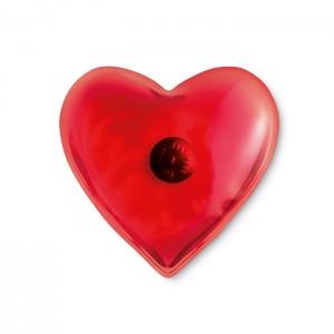 Rankų šildukas širdies formos