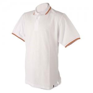 Polo Marškinėliai su vėliavos juostele DELONE.