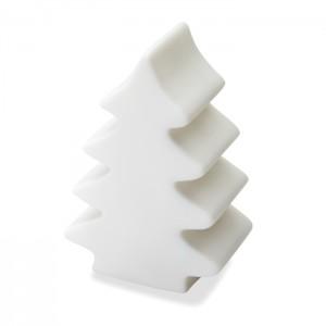Spalvą keičianti lempa eglutės formos