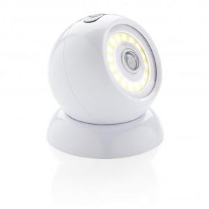 COB 360 lemputė su judesio davikliu, balta