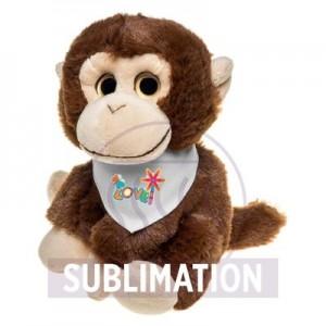 Pliušinė beždžionė | Taffy.