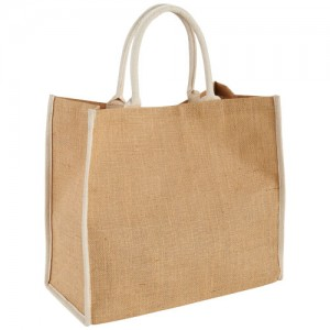Harry firmos didelis krepšys pagamintas iš augalinės medžiagos džiuto