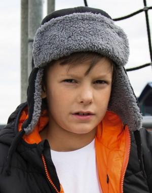 Vaikiška žieminė kepurė