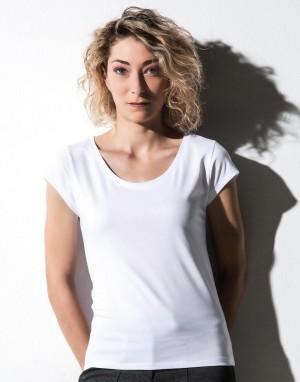 Moteriški marškinėliai trumpomis rankovėmis