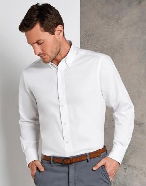 Tailored Fit Premium Oxford Shirt.Vyriški marškiniai