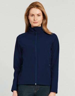Moteriška striukė (džemperi) Hammer™ iš minkšto, patvaraus ir šildančio audinio softshell