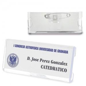 stačiakampio ID ženklelis
