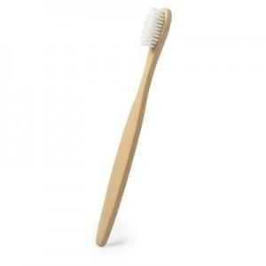 Bambuko dantų šepetėlis