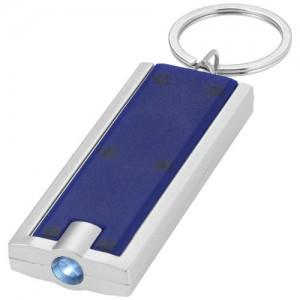 Castor firmos LED raktų pakabukas su apšvietimu
