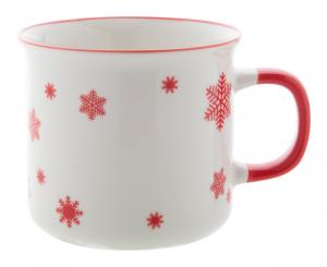 Verslo dovanos Nakkala (vintage Christmas mug)