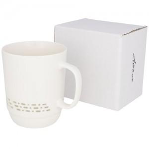 Glimpse 470 ml permatomas keramikinis puodelis