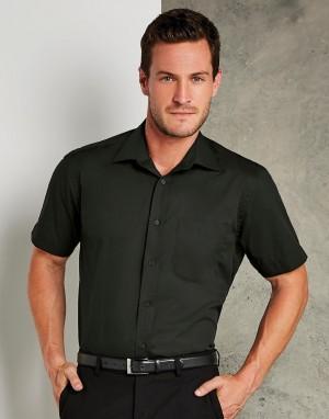 Vyriški klasikinio kirpimo dalykiniai marškiniai SSL