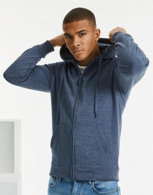 Vyriškas aukščiausios raiškos džemperis su užtrauktuku