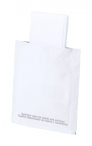 Verslo dovanos Masup (sanitising wipe)