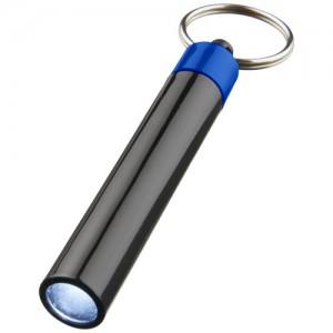 Retro firmos raktų pakabukas su LED apšvietimu