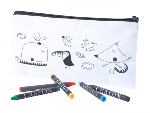 Verslo dovanos Skinga (colouring pen case)