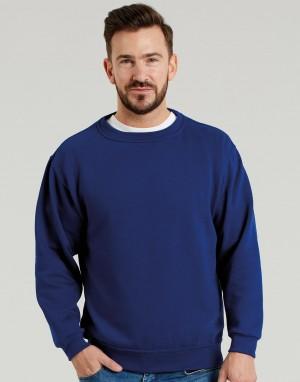 Universalus džemperis su įsiūtomis rankovėmis