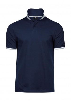 Vyriški klubo polo marškinėliai