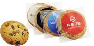 Reklaminiai Fitness sausainiai su Jūsų įmonės reklama ar logotipu
