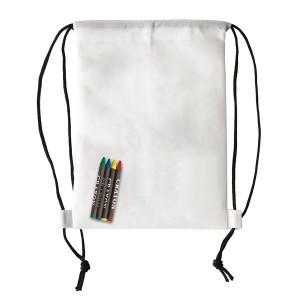 Crayonme kuprinė su kreidutėm