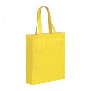 Neaustinės medžiagos pirkinių krepšys