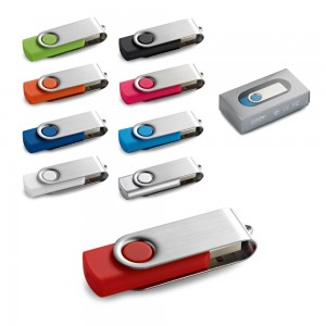 CLAUDIUS. USB atminties kortelė, 8GB