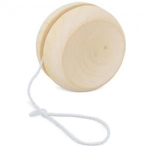 Yo-yo madera