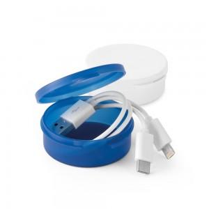 EMMY.  3 in 1 USB laidas