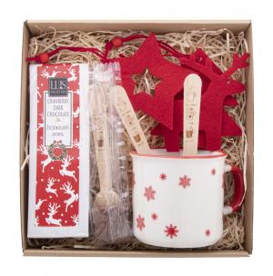 Verslo dovanos Bruges (hot chocolate gift set)