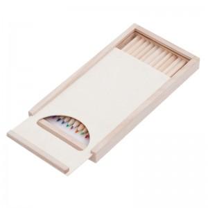 Spalvinimo lapu komplektas su pieštukais