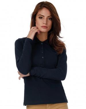 SAFRAN PURE LSL. Moteriški polo marškinėliai.