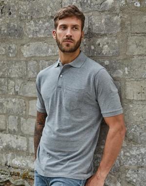 POCKET POLO. Polo marškinėliai