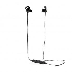 Click ausinės, juodos spalvos