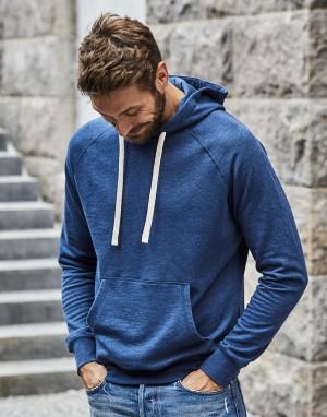 Vyriškas lengvas džemperis su gobtuvu