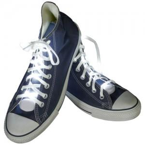 Šviečiantys batų raišteliai