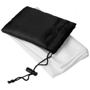 Aušinantis rankšluostis maišelyje