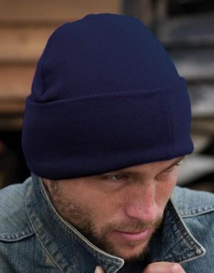 Vilnos išvaizdos slidinėjimo kepurė
