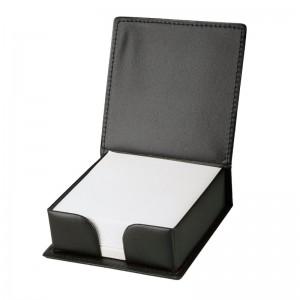 Dėžutė su užrašų lapeliais