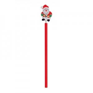 Pieštukas su kalėdiniu atvaizdu